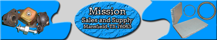 Vibration Isolators for Vibration Control in a Wide Variety of Products with Mission Supply Online